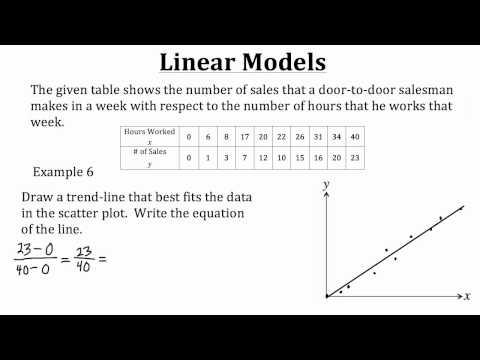 Linear Models PT 2