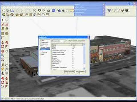 Modeling for Google Earth: 14_Final touches and Posting