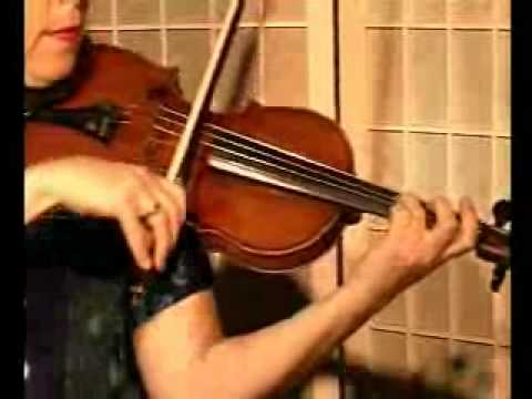 Violin Song Demonstration - Joshua Fit The Battle Of Jericho - Spiritual