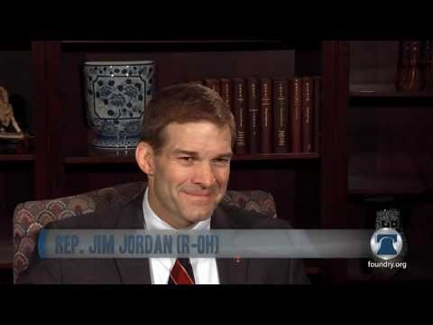 Congressman Jim Jordan (R-OH) on Repealing Obamacare and Cutting Spending