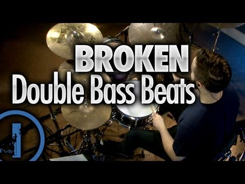 Heavy Metal Drumming - Intermediate Broken Double Bass Beats