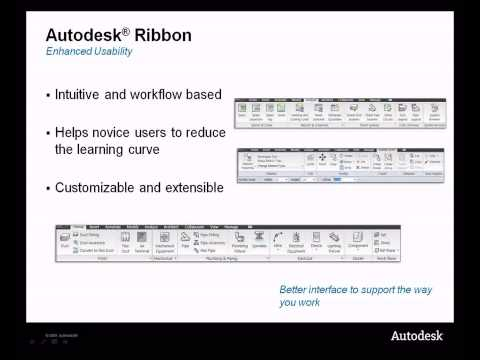 Part 1 What's New with Autodesk Revit MEP 2010 (Part 1 of 3)