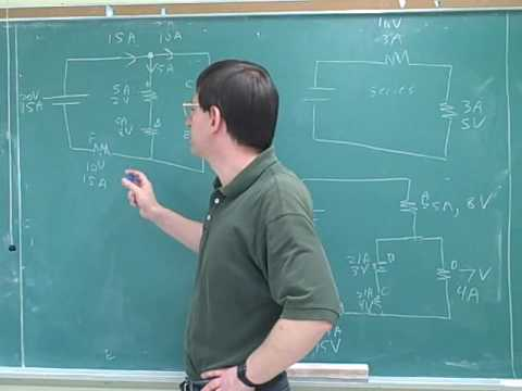 Physics: Electric circuits. Resistors (8)