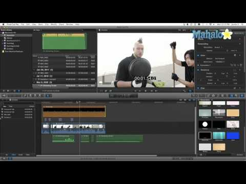 Video Graphics - Final Cut Pro X
