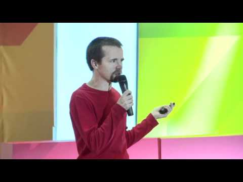 TEDxYauzaRiver - Sergej Shirin - Individual design of international relations