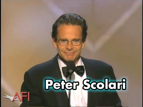 Peter Scolari, Tom Hanks' Bosom Buddy, at AFI Life Achievement Award