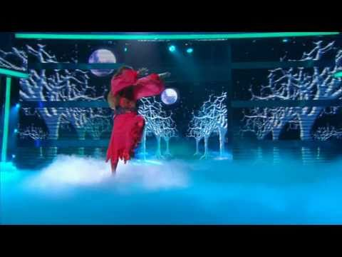 Let's Dance for Comic Relief: Noel Fielding as Kate Bush
