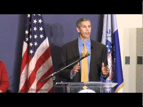 Secretary Duncan remarks at Howard Univ TEACH event