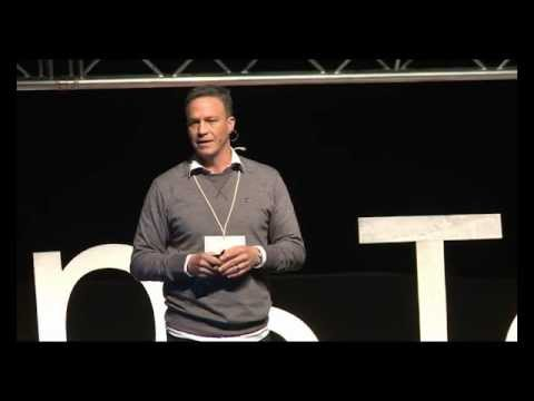 Creating sustainable finance: Chris Loker at TEDxCapeTown