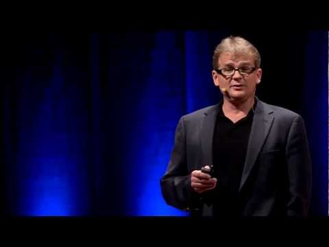 TEDxBrussels - David Duncan - When I'm 164