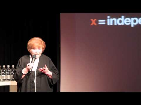 TEDxEastEnd - Helen Bamber - Borders of the mind