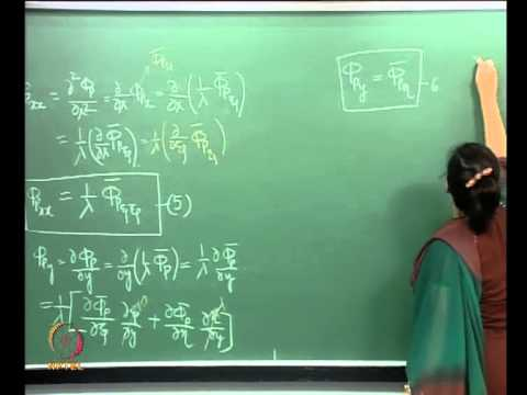 Mod-01 Lec-29 Similarity Rules and Transformed Coordinate System