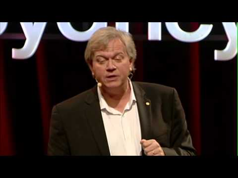 The Universe is Big:  Brian Schmidt at TEDxSydney