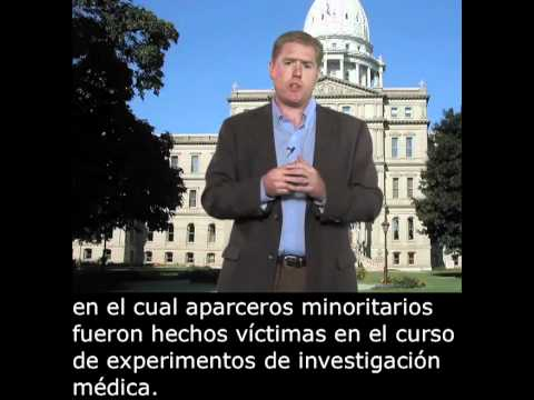 Sean Morrison (Michigan/HHMI): Stem Cell Politics with Spanish Subtitles