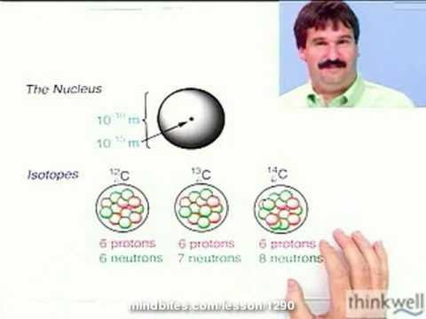 Chemistry: Introduction to isotopes and atomic structure