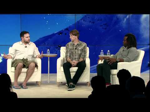 Highlights - Game On - Tony Hawk & Scooter Braun at Zeitgeist Americas 2011