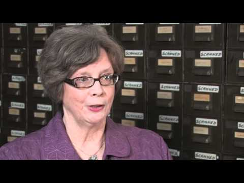 Deb Hull-Walski, Collections Manager (Part 2 of 3)