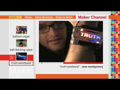 Maker Channel Ep. 7  Organ, Ball-fetching Robot, Truth