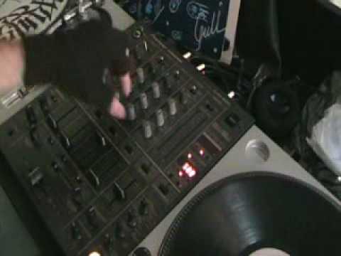 Q Bert Butter Rugs. Scratch turntabalist DJ