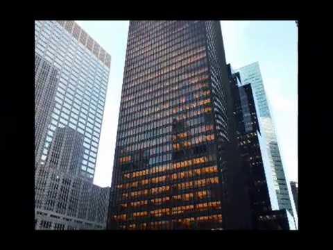 Mies van der Rohe, Seagram Building, New York City (1958)