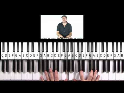 "How to Play ""Bubble Toes"" (Practice Cover) by Jack Johnson on Piano"