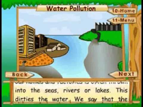 Learn Series - Water Pollution - Kids Animation