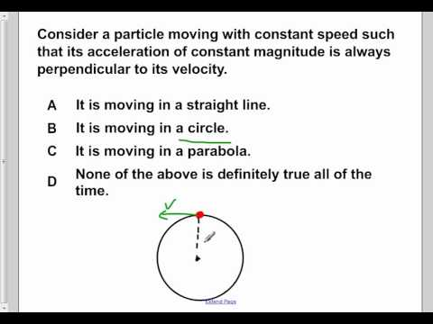 AP Physics B Uniform Circular Motion Presentation #2