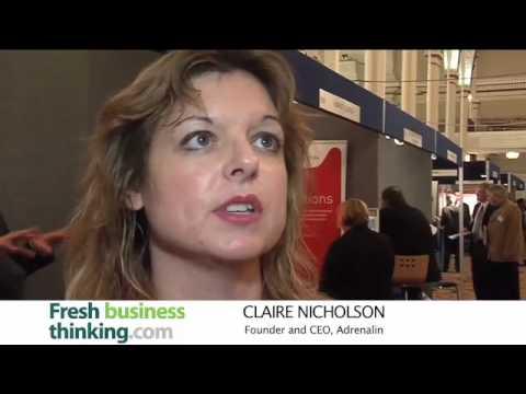 Digital 2010 - Claire Nicholson on Powerful Marketing Strategies