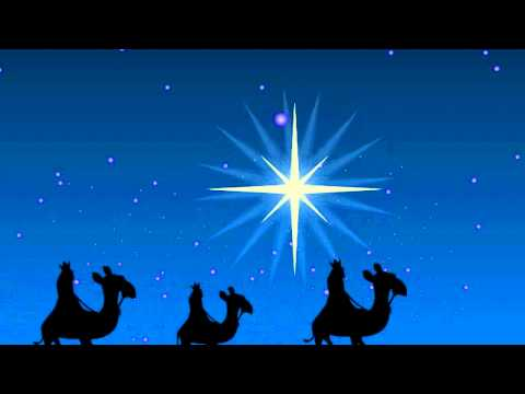 Christmas Carols - We Three Kings