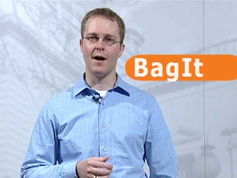 BagIt: Transferring Content for Digital Preservation