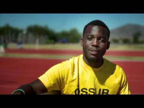 "MEDAL QUEST | Rivalries | Blake Leeper: ""I want to beat him. Point. Blank. Period."" 