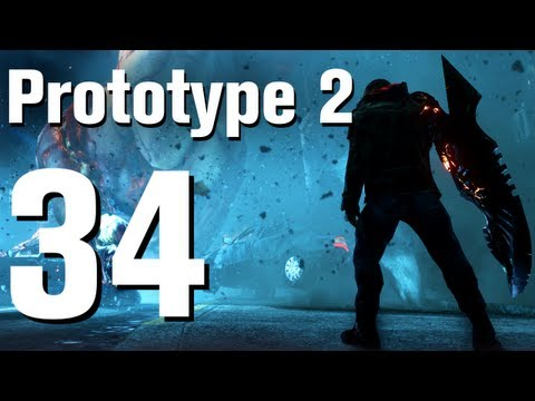 Prototype 2 Walkthrough Part 34 - Lost in the System 1 of 2 [No Commentary / HD / Xbox 360]