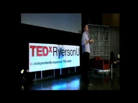TEDxRyersonU - Peter Nowak - Technology Good, Media Bad