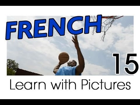 Learn French - French Sports Vocabulary