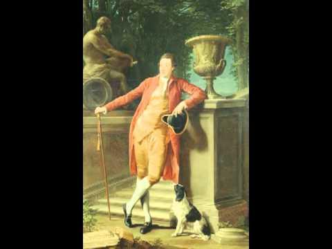 Portrait of John Talbot, Pompeo Batoni