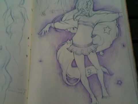 Dana's Sketchbook Part Two