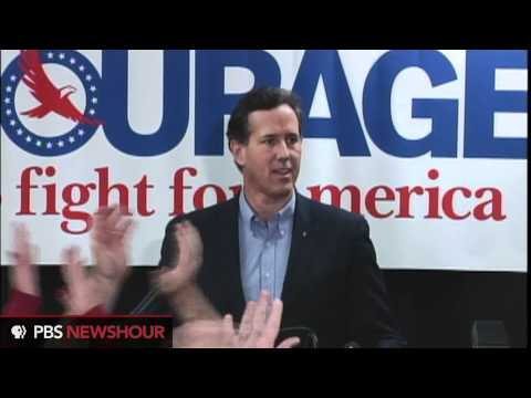 Watch Rick Santorum's Speech After Florida Primary: 'Republicans Can Do Better'