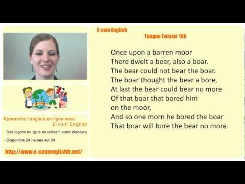 E-com English: Tongue Twister 94/100