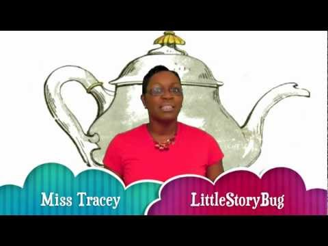 Preschool song - I'm a Little Teapot - Littlestorybug