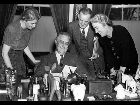FDR and the Grace Tully Archive