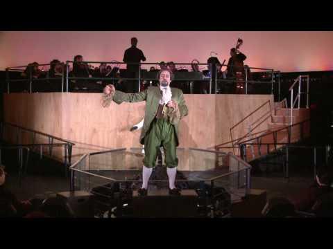 Il Mondo Della Luna Opera Plays the Hayden Planetarium