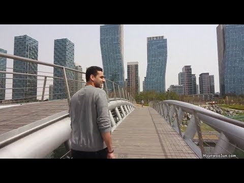 Walk With Me - Songdo Central Park [Music Ver.]