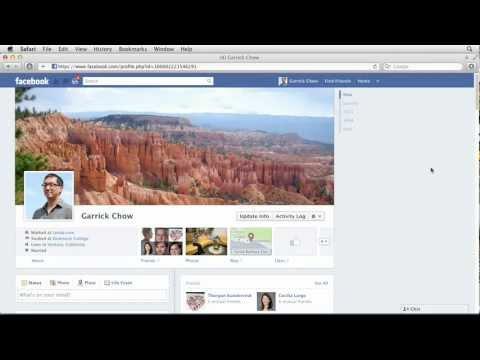 Facebook tutorial: Understanding and managing your timeline   lynda.com