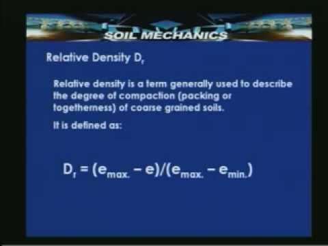Lecture - 5 Soil Mechanics