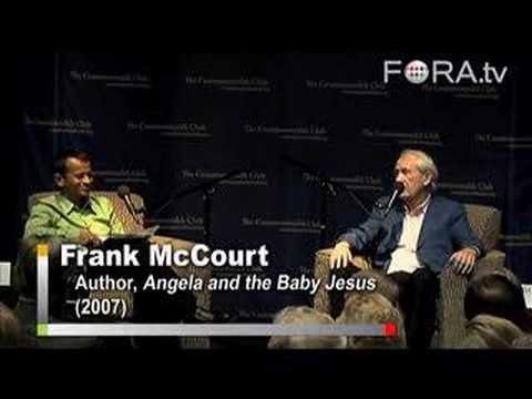 Frank McCourt - Writing About Poverty