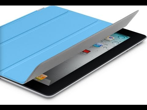 Apple's iPad 2 Smart Covers Video (HD)