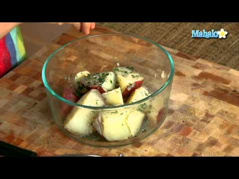 How to Make Thyme Mashed Potatoes