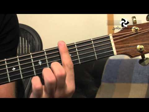 One Minute Changes (Guitar Lesson IM-122) How to play IF Stage 2