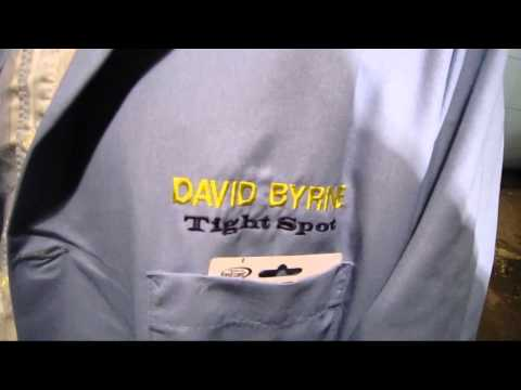 David Byrne's Tight Spot at PACE GALLERY