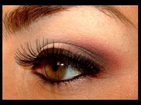 Autumn/Fall trend 2012 make up look